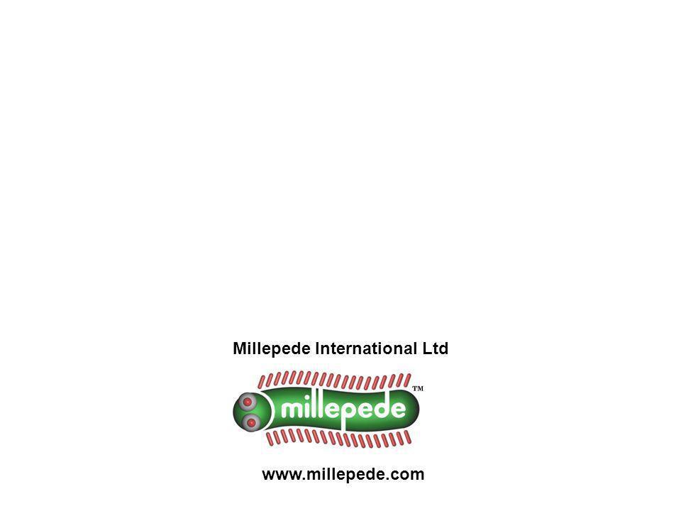 Millepede International Ltd www.millepede.com