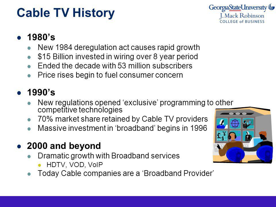 Economic Factors: CPI – Cable CPI vs Channels FCC (MM Docket No.