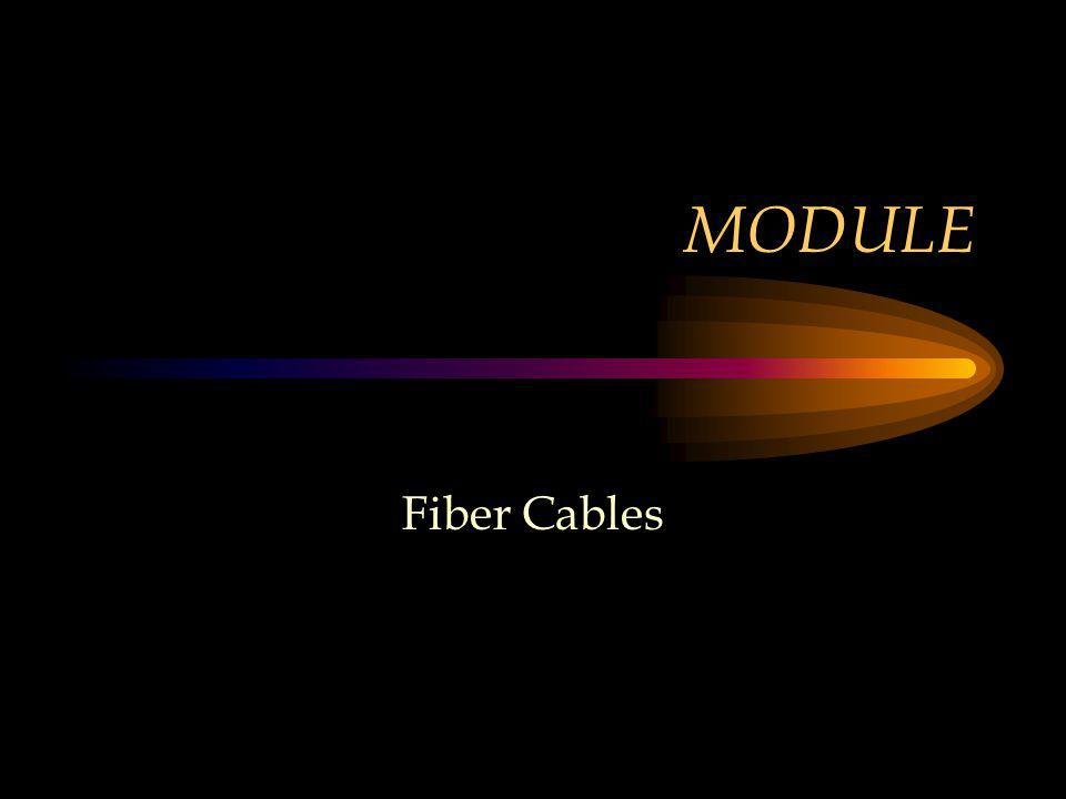 MODULE Fiber Cables