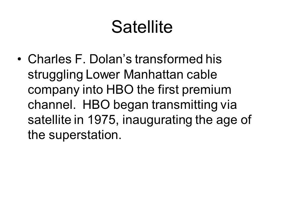Satellite Charles F.