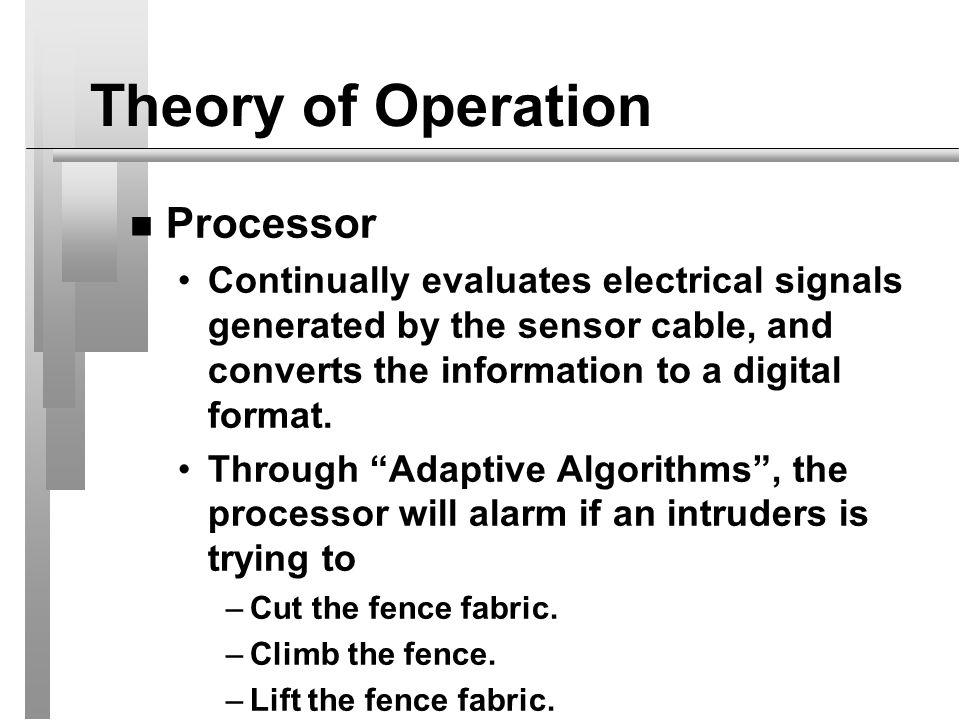 Calibration n Program Module for Setup& Config