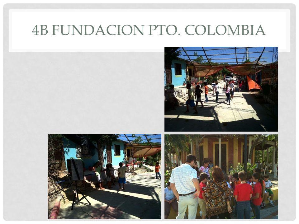 4B FUNDACION PTO. COLOMBIA