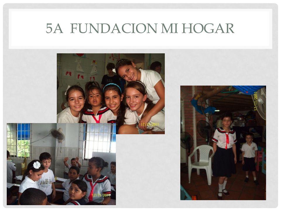 5A FUNDACION MI HOGAR