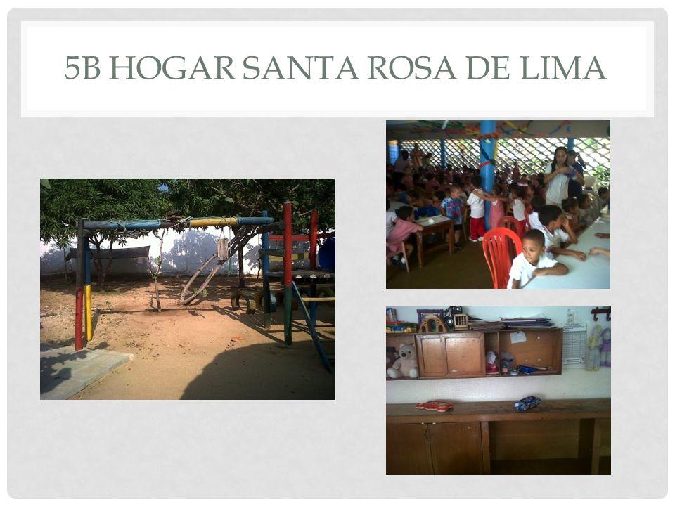 5B HOGAR SANTA ROSA DE LIMA