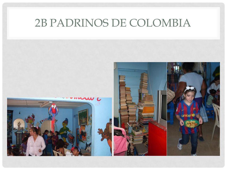 2B PADRINOS DE COLOMBIA