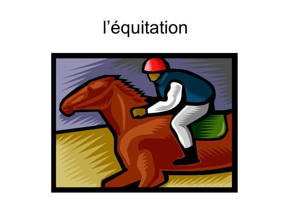 léquitation