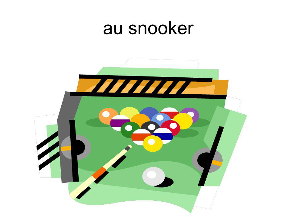 au snooker