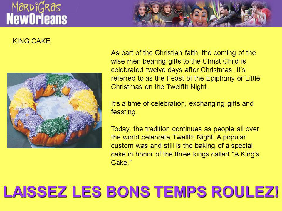 As part of the Christian faith, the coming of the wise men bearing gifts to the Christ Child is celebrated twelve days after Christmas.