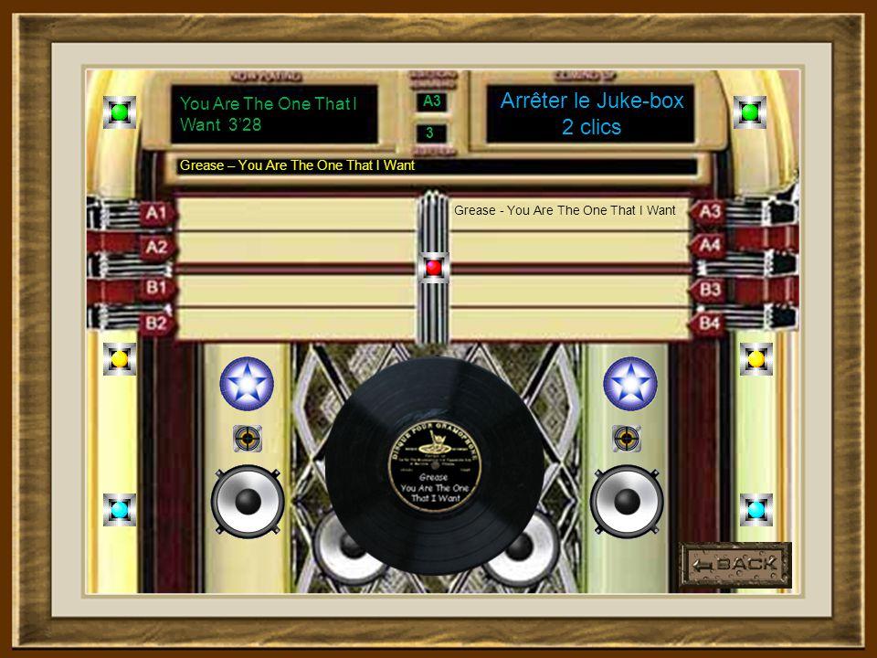 A2 2 Musique du film Ghost Ghost 341 Arrêter le Juke-box 2 clics