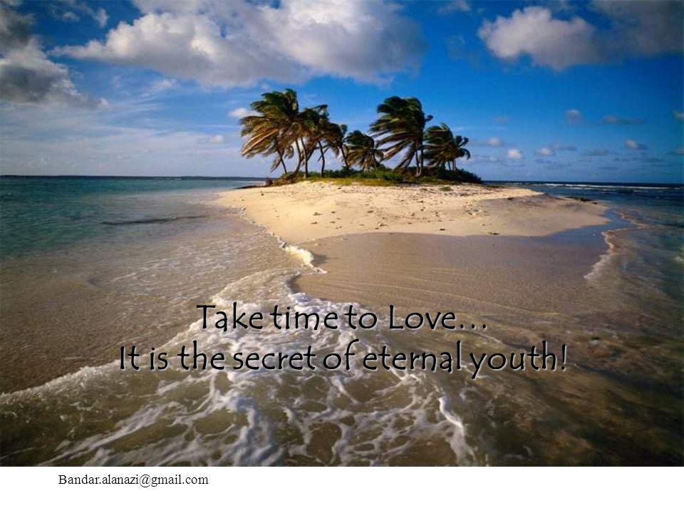 Bandar.alanazi@gmail.com Take the Time Take the Time…..