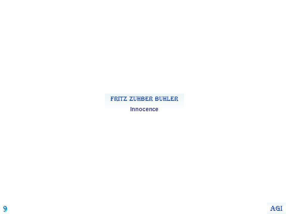 9 9 Fritz Zuhber Buhler Innocence Agi