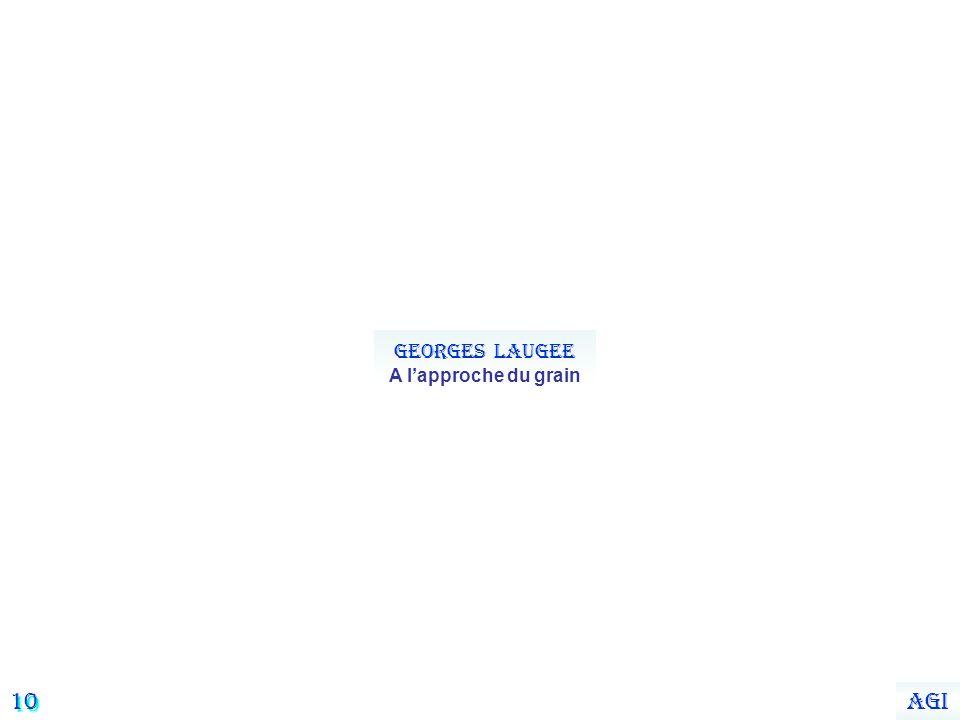 10 Georges Laugee A lapproche du grain Agi