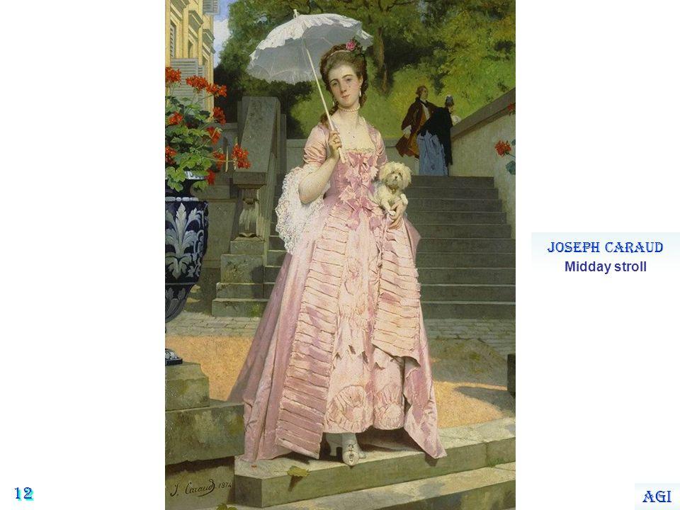 12 Joseph Caraud Midday stroll Agi