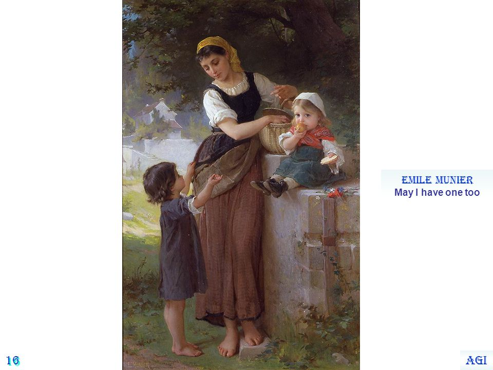 16 Emile Munier May I have one too Agi