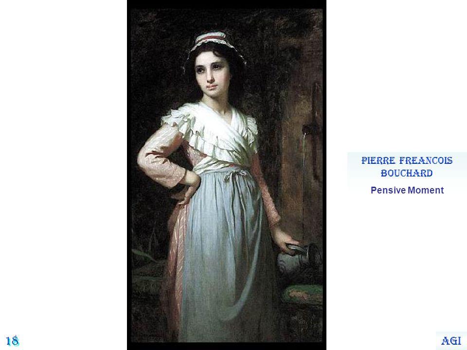 18 Pierre Freancois Bouchard Pensive Moment Agi
