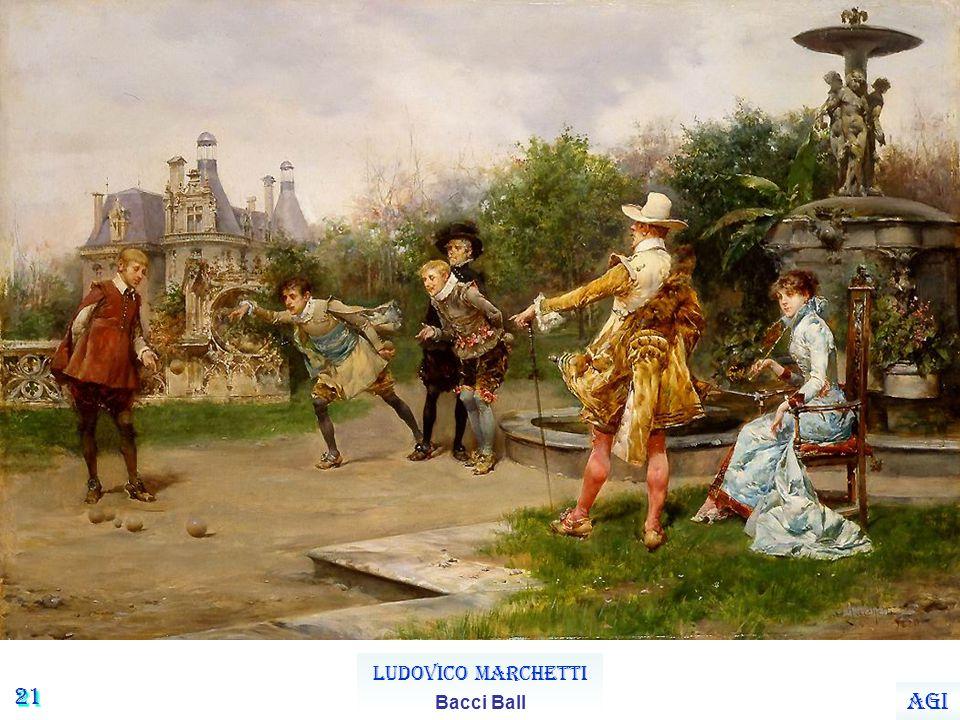 21 Ludovico Marchetti Bacci Ball Agi