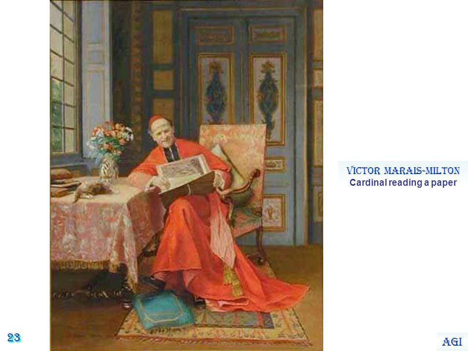 23 Victor Marais-Milton Cardinal reading a paper Agi