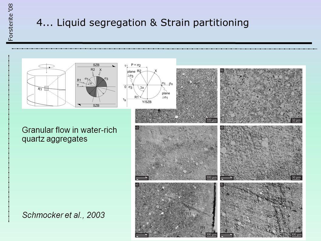 Forsterite 08 Schmocker et al., 2003 4...