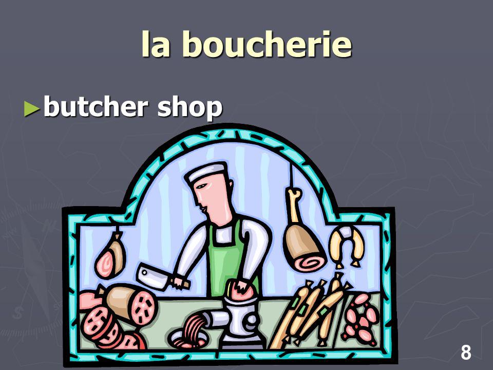 8 la boucherie butcher shop butcher shop