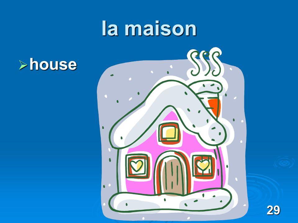 29 la maison house house