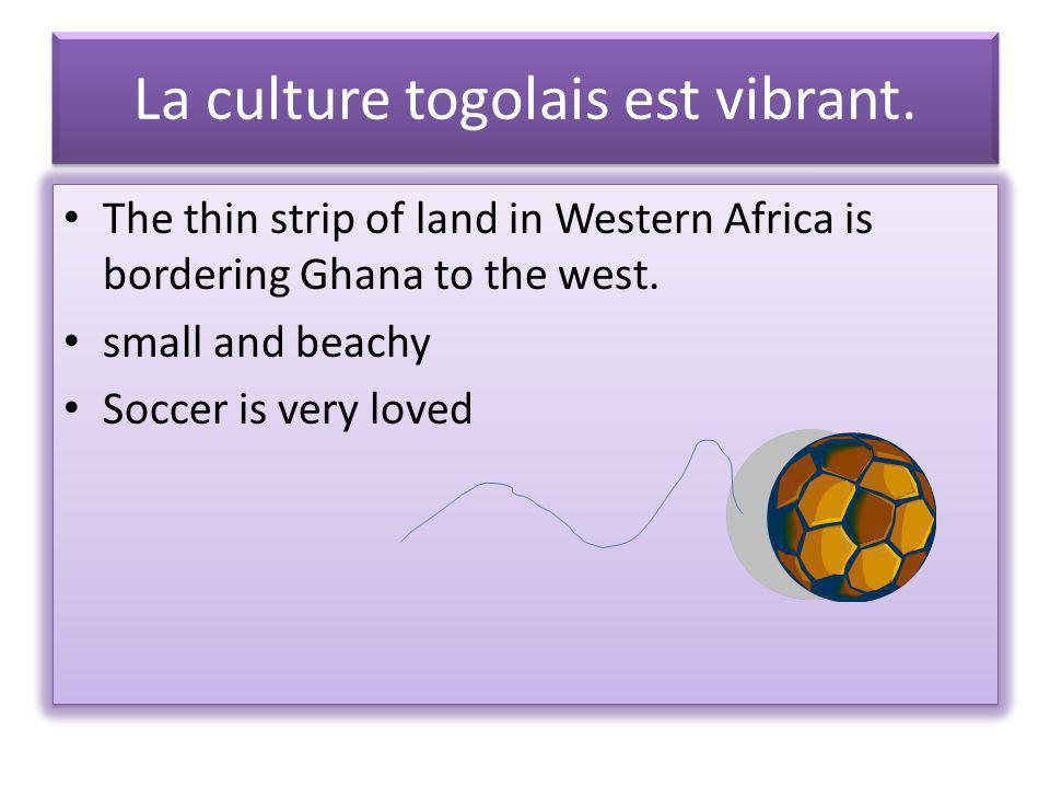 Le capitale sappelle Lomé