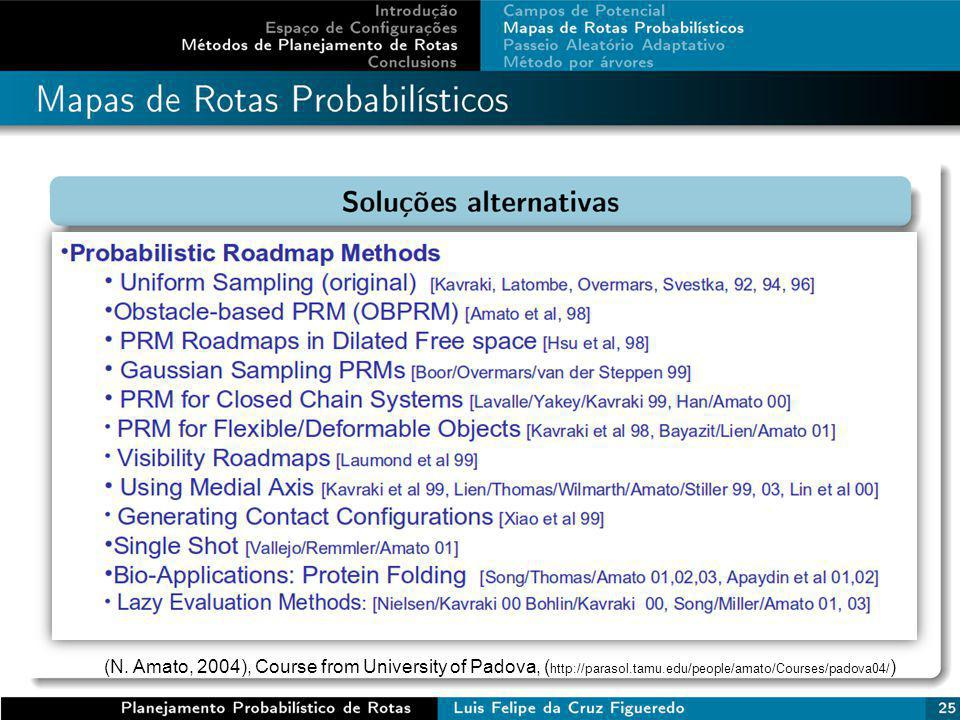 (N. Amato, 2004), Course from University of Padova, ( http://parasol.tamu.edu/people/amato/Courses/padova04/ )