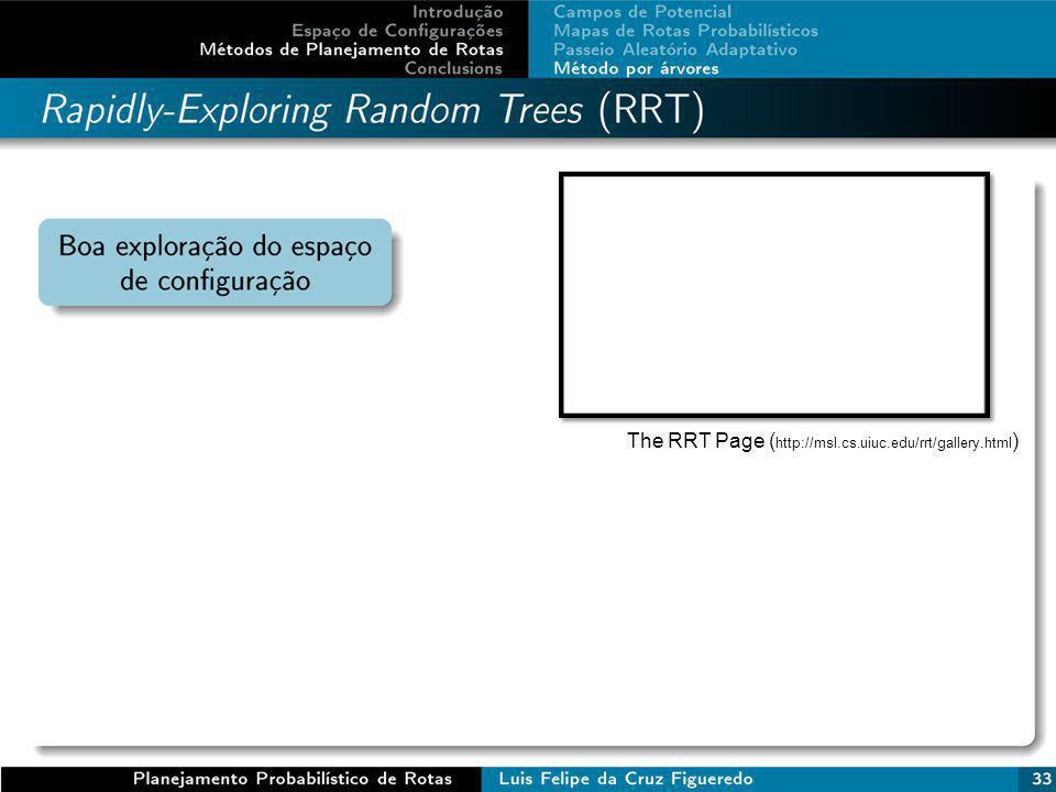 The RRT Page ( http://msl.cs.uiuc.edu/rrt/gallery.html )