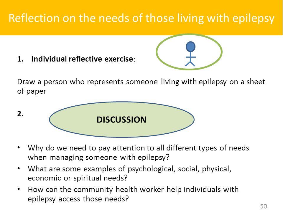 How do i start a reflective essay on how i got epilepsy can anyone help?