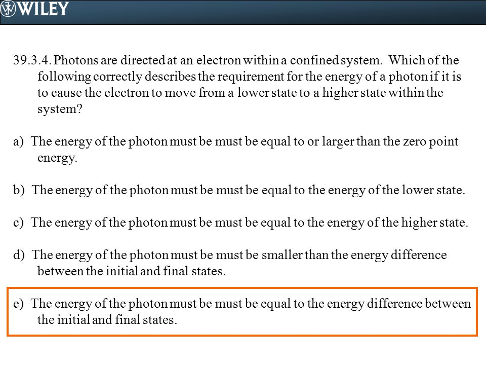 Photons are directed at an electron within a confined system.