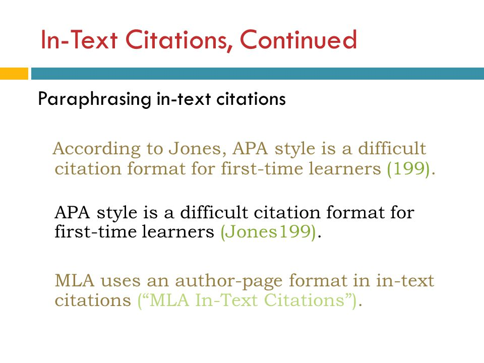 Apa Citation Of Dissertation Writing