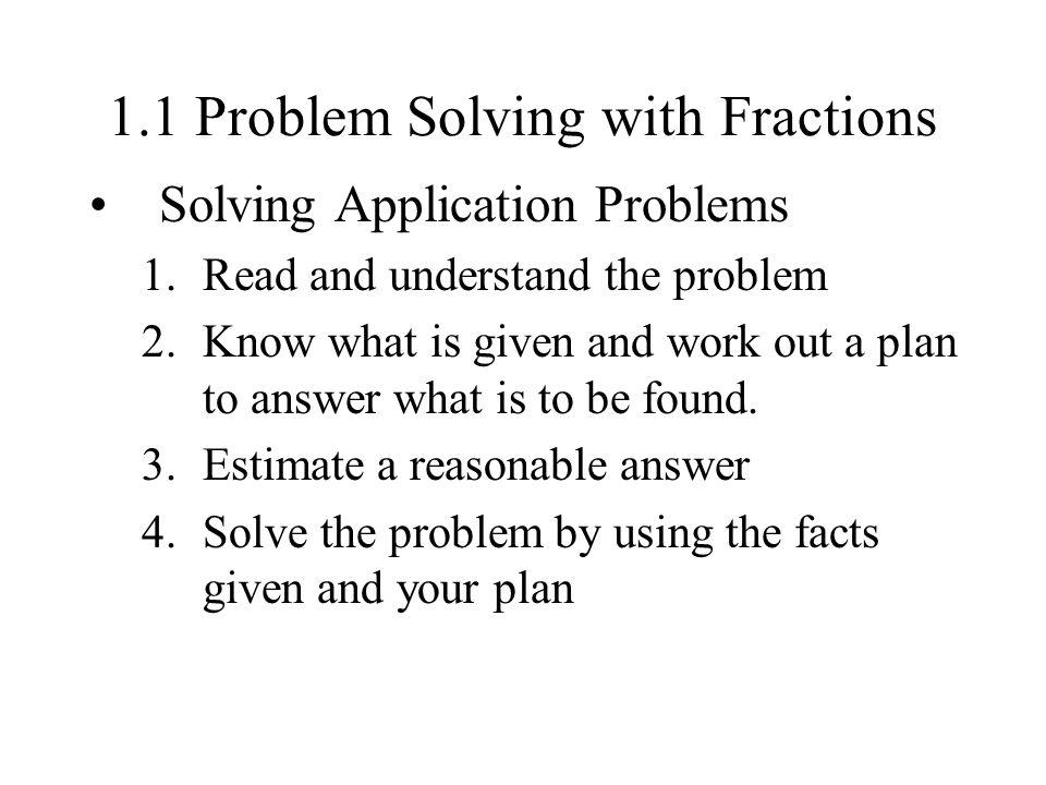 Write My Problem Solving