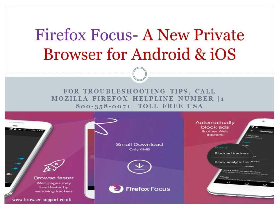 browser helpline number