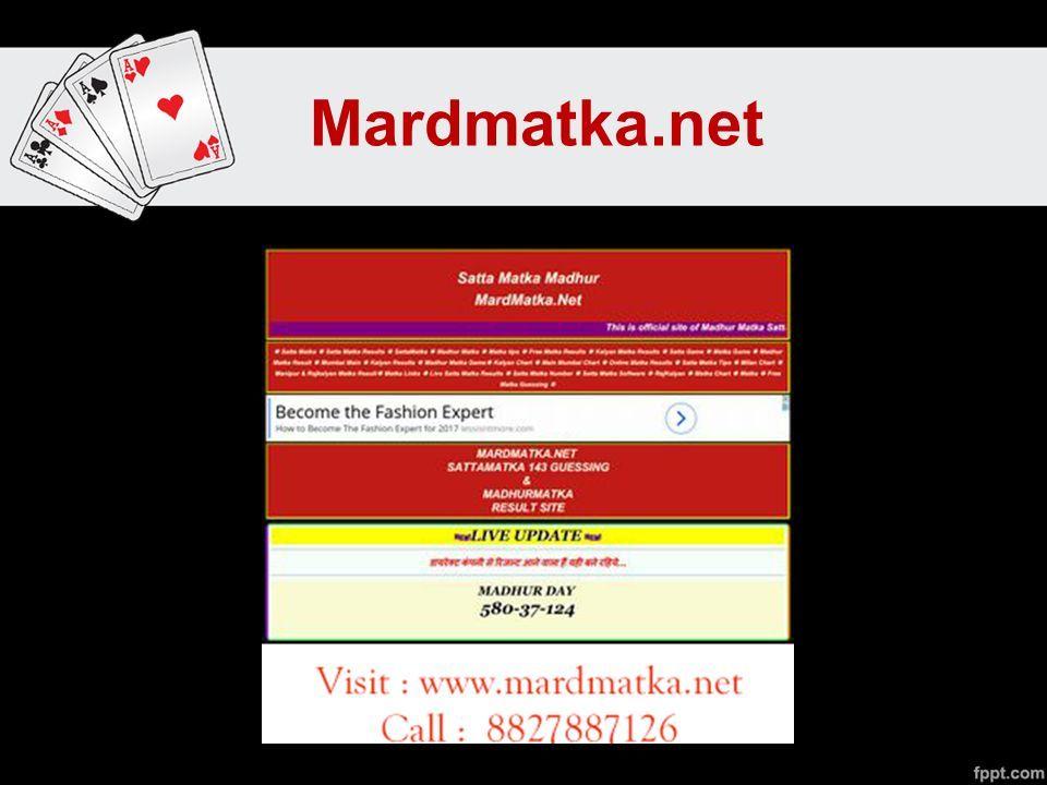 Mardmatka.net
