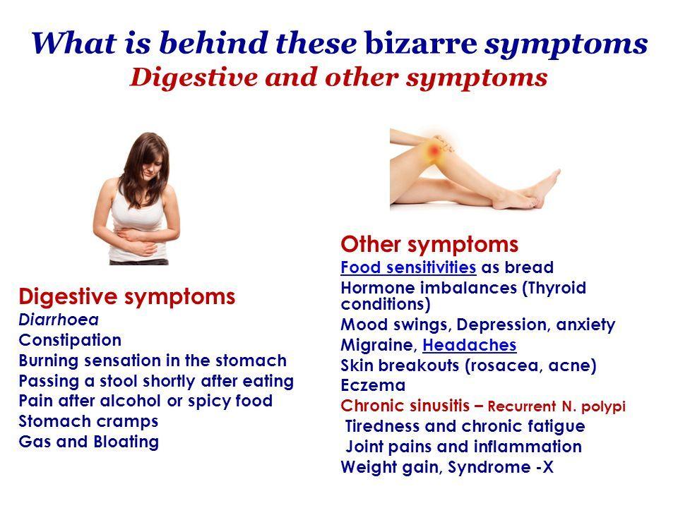 digestion difficile fatigue gaz