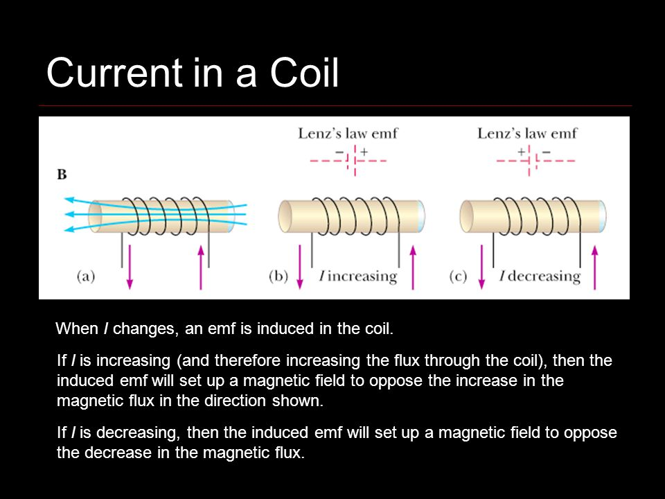 The Oscillation Cycle When the capacitor is fully discharged, it stores no energy, but the current reaches a maximum and all the energy is stored in the inductor.