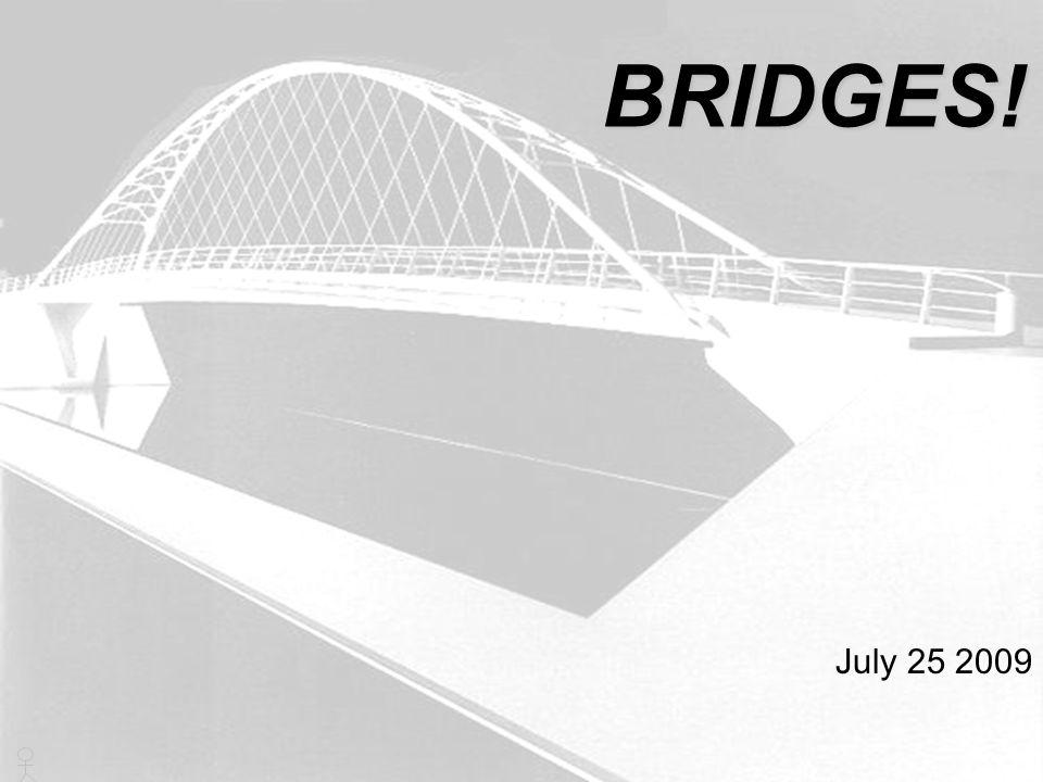 BRIDGES! July 25 2009