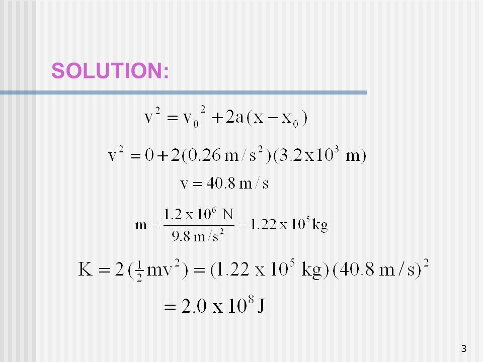 3 SOLUTION: