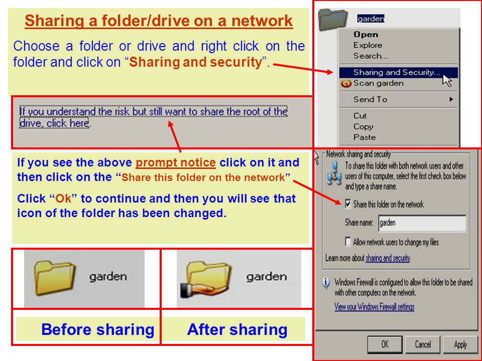 How to Search a shared folder/drive on a network First, you have to search the computer to which you want to access on a network.