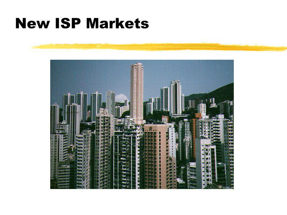 New ISP Markets