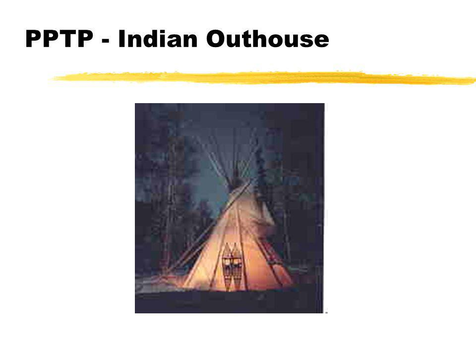 PPTP - Indian Outhouse