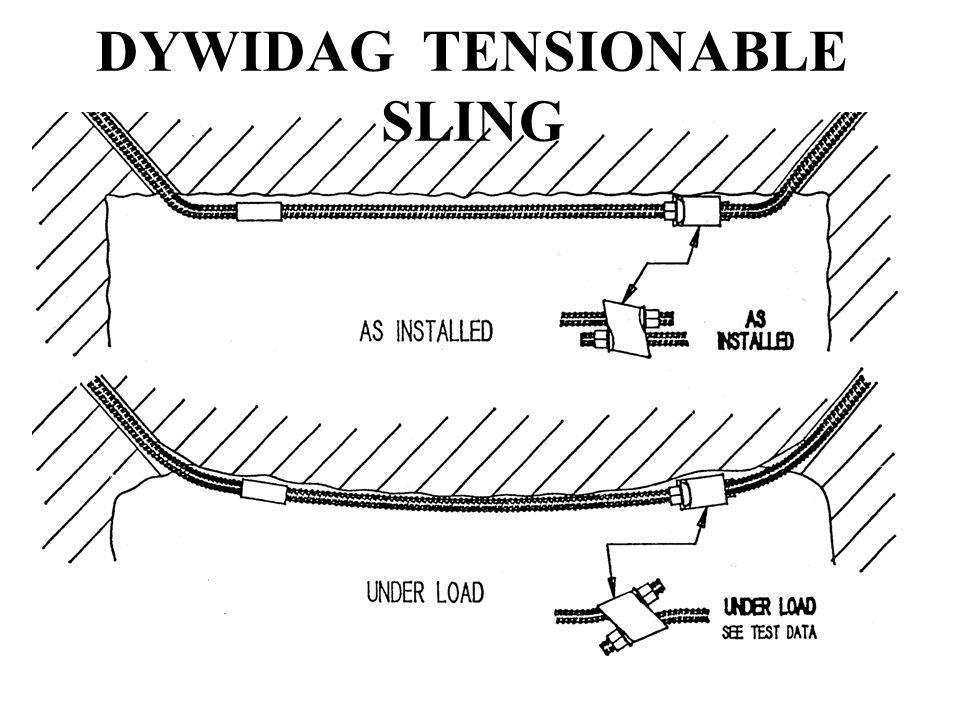 DYWIDAG TENSIONABLE SLING