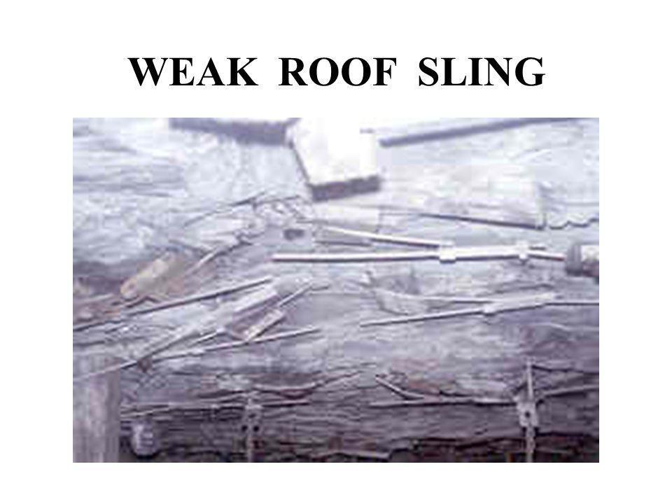 WEAK ROOF SLING