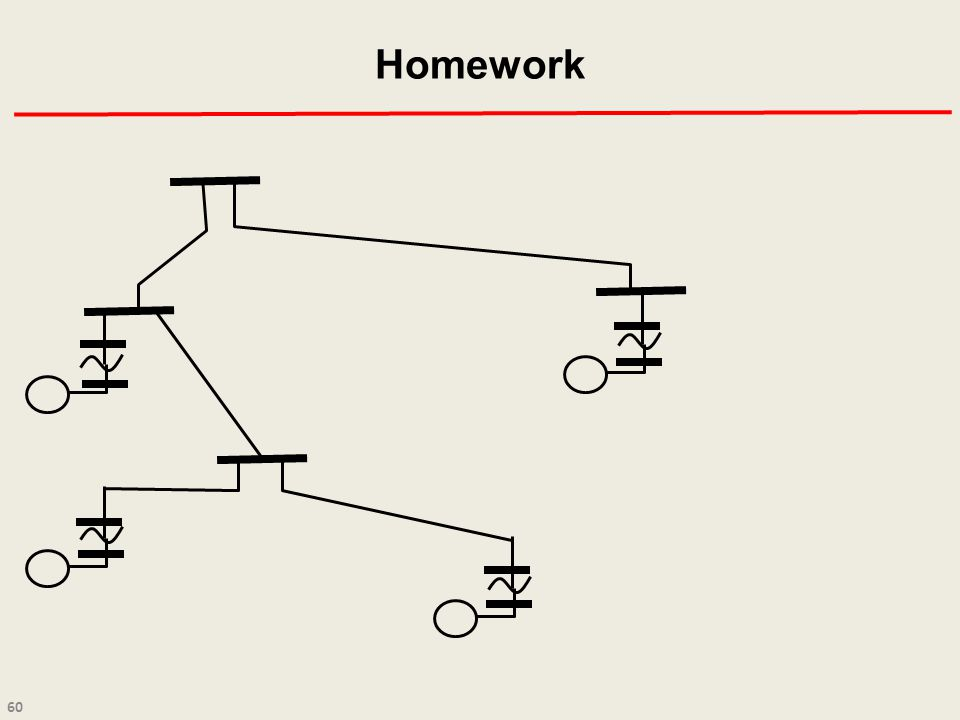 Homework 60