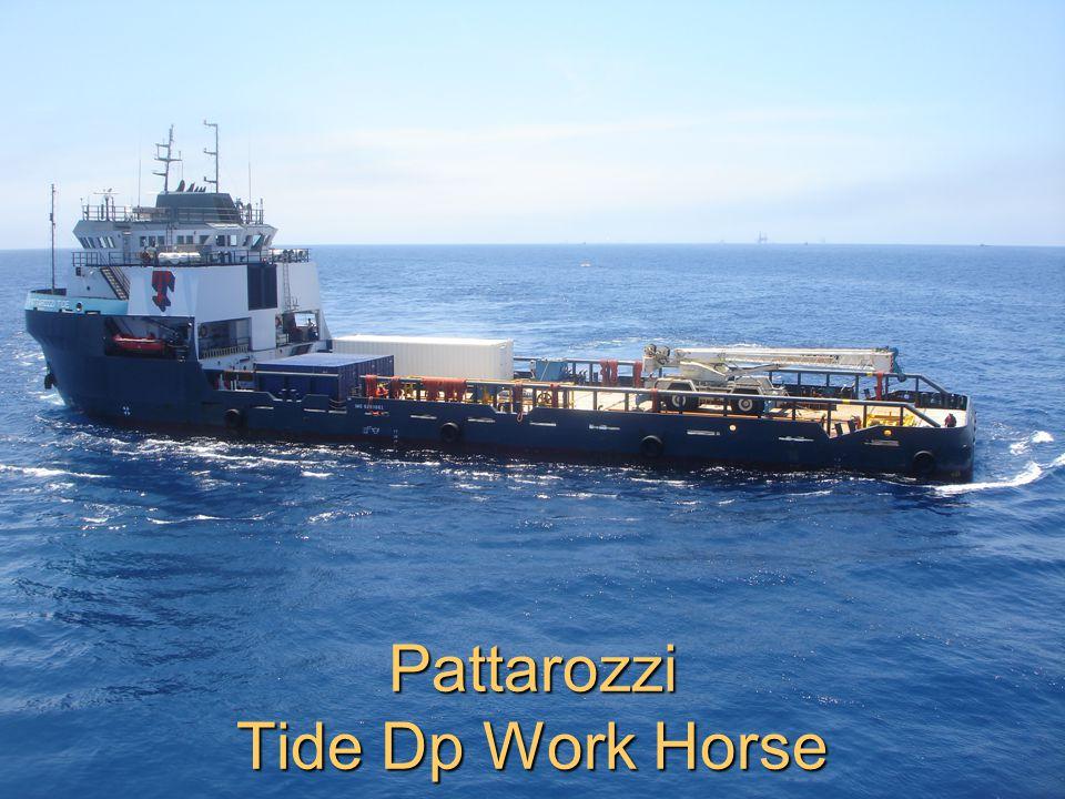 Pattarozzi Tide Dp Work Horse