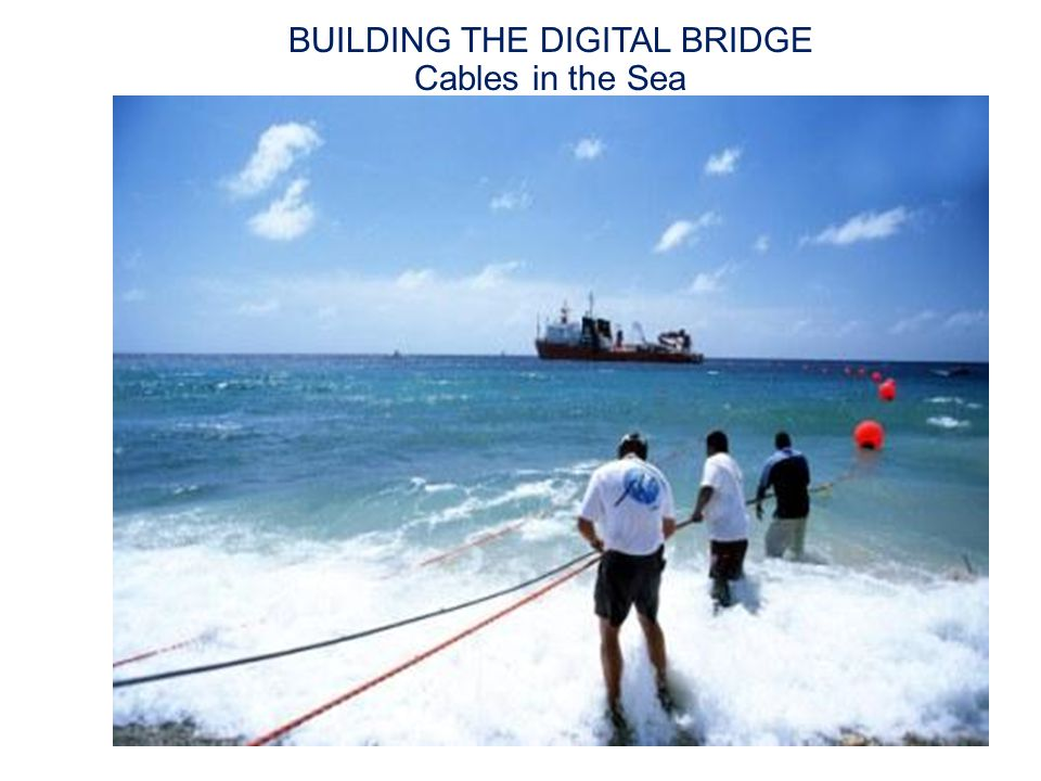 1.BUILDING THE DIGITAL BRIDGE