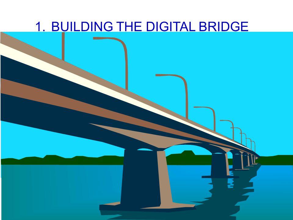 BUILDING THE DIGITAL BRIDGE: 1991-2009
