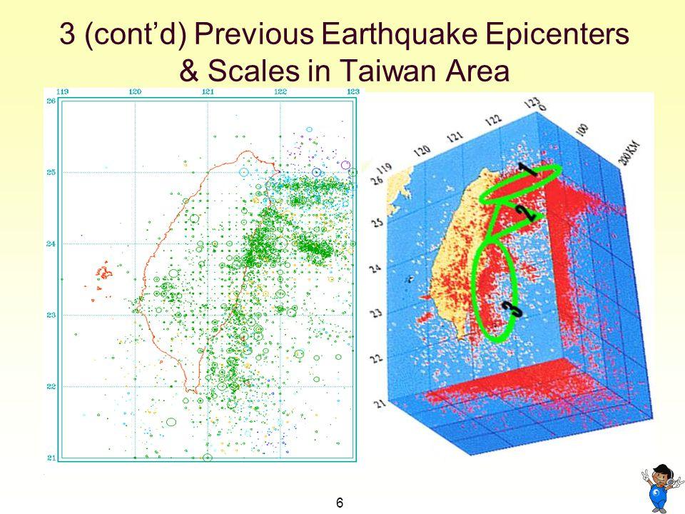 7 4. Hengchun Earthquake Reports (CWB)