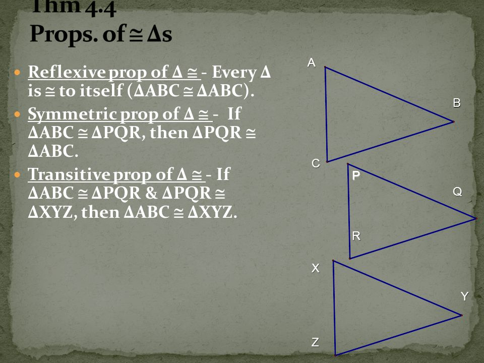 A B DC F E G H 91 o 86 o 9cm 9cm (5y-12) o 4x-3cm 113 o 4x-3=9 5y-12=113 4x=12 5y=125 x=3 y=25