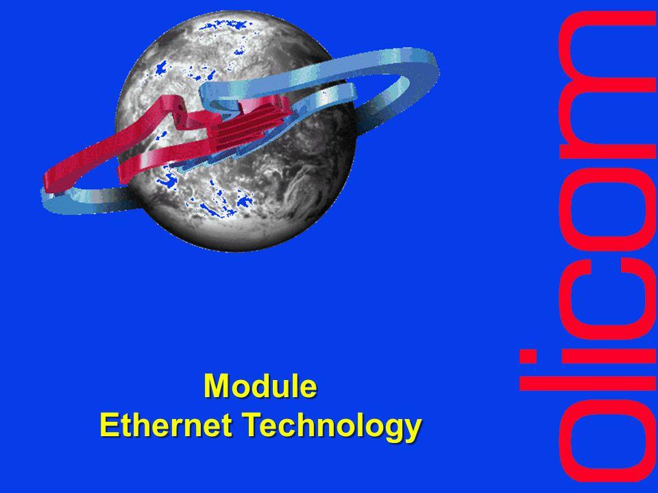 Module Ethernet Technology Module Ethernet Technology