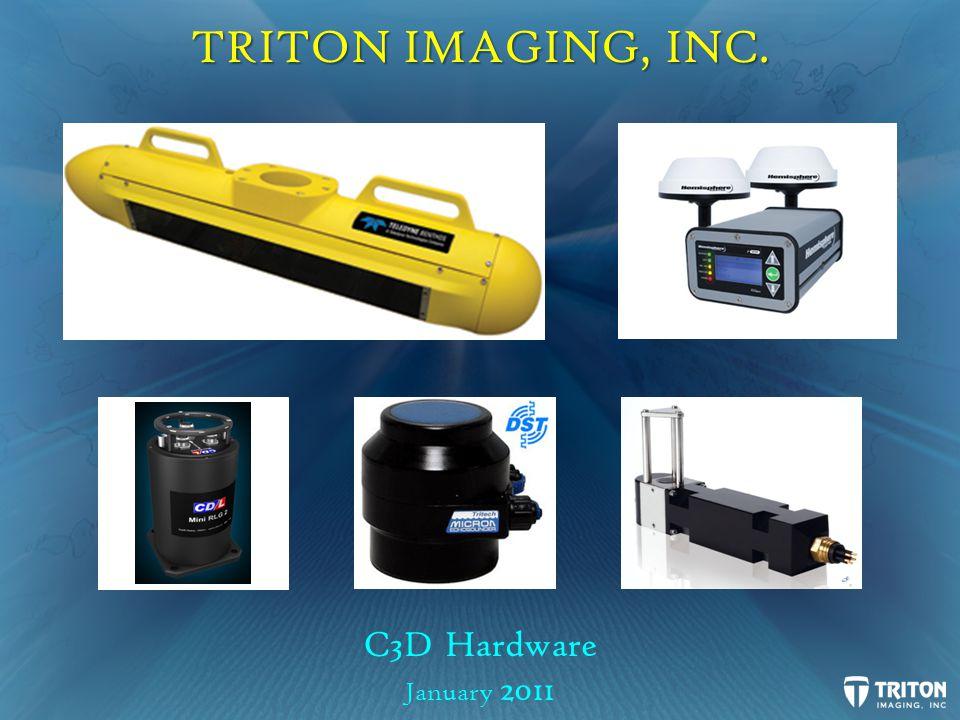 TRITON IMAGING, INC. C3D Hardware January 2011